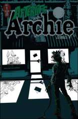 Afterlife With Archie (2013-Present) #1 Variant ZO: Modern Myths Comic Book & Games Exclusive
