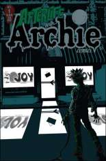 Afterlife With Archie (2013-Present) #1 Variant ZP: Njoy Games & Comics Exclusive