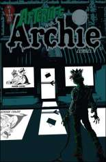 Afterlife With Archie (2013-Present) #1 Variant ZQ: Reader Copies Exclusive