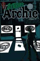 Afterlife With Archie (2013-Present) #1 Variant ZR: Rick's Comic City Exclusive