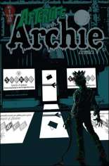 Afterlife With Archie (2013-Present) #1 Variant ZW: Source Comics & Games Exclusive
