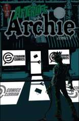 Afterlife With Archie (2013-Present) #1 Variant ZX: Stadium Comics Exclusive
