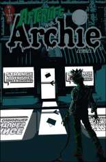 Afterlife With Archie (2013-Present) #1 Variant ZY: Strange Adventures Comix & Curiosities Exclusive
