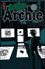 Afterlife With Archie (2013-Present) #1 Variant ZZ: Super-Fly Comics & Games Exclusive