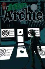 Afterlife With Archie (2013-Present) #1 Variant ZZD: Wade's Comic Madness Exclusive