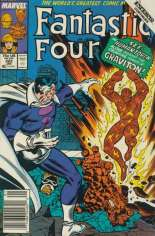 Fantastic Four (1961-1996) #322 Variant A: Newsstand Edition