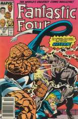 Fantastic Four (1961-1996) #331 Variant A: Newsstand Edition