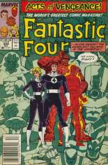 Fantastic Four (1961-1996) #334 Variant A: Newsstand Edition