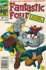 Fantastic Four (1961-1996) #348 Variant A: Newsstand Edition