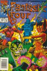 Fantastic Four (1961-1996) #378 Variant A: Newsstand Edition