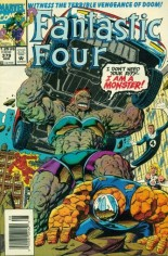 Fantastic Four (1961-1996) #379 Variant A: Newsstand Edition
