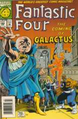 Fantastic Four (1961-1996) #390 Variant A: Newsstand Edition