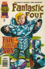 Fantastic Four (1961-1996) #414 Variant A: Newsstand Edition