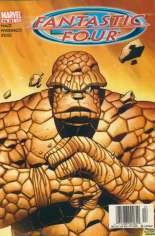 Fantastic Four (1998-2011) #61 Variant A: Newsstand Edition; Alternately Numbered #490