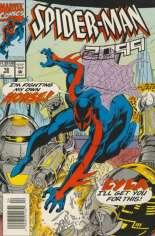 Spider-Man 2099 (1992-1996) #18 Variant A: Newsstand Edition