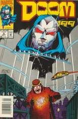 Doom 2099 (1993-1996) #9 Variant A: Newsstand Edition