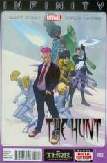 Infinity: The Hunt (2013-2014) #3