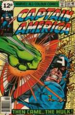 Captain America (1968-1996) #230 Variant C: UK Edition