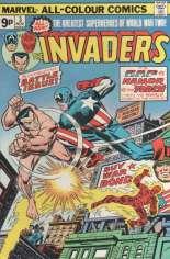 Invaders (1975-1979) #3 Variant B: UK Edition