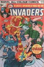 Invaders (1975-1979) #4 Variant B: UK Edition