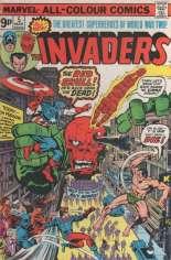 Invaders (1975-1979) #5 Variant B: UK Edition