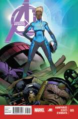 Avengers A.I. (2013-2014) #5 Variant A