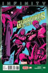 Guardians of the Galaxy (2013-2015) #8 Variant A