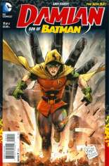 Damian: Son of Batman (2013-2014) #1 Variant B: Incentive Cover