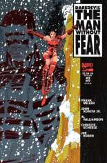 Daredevil: The Man Without Fear (1993-1994) #2 Variant A: Newsstand Edition