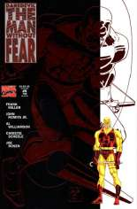Daredevil: The Man Without Fear (1993-1994) #5 Variant A: Newsstand Edition