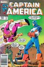 Captain America (1968-1996) #303 Variant A: Newsstand Edition