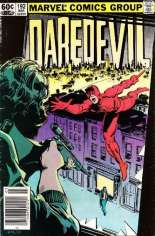 Daredevil (1964-1998) #192 Variant A: Newsstand Edition