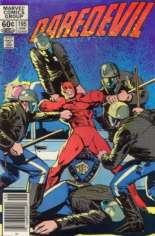 Daredevil (1964-1998) #195 Variant A: Newsstand Edition