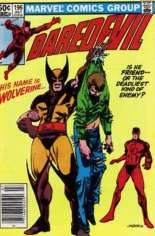 Daredevil (1964-1998) #196 Variant A: Newsstand Edition