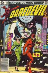 Daredevil (1964-1998) #197 Variant A: Newsstand Edition