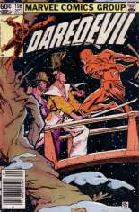 Daredevil (1964-1998) #198 Variant A: Newsstand Edition