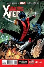 Amazing X-Men (2014-Present) #1 Variant A