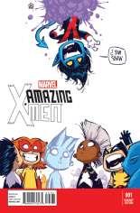 Amazing X-Men (2014-Present) #1 Variant H: Baby Cover