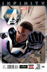 Mighty Avengers (2013-2014) #3 Variant A