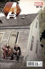 Mighty Avengers (2013-2014) #3 Variant C: Eminem Cover
