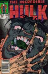 Incredible Hulk (1968-1999) #358 Variant A: Newsstand Edition