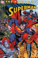 Superman: The Return of Superman (1993) #TP Variant B: Reprint