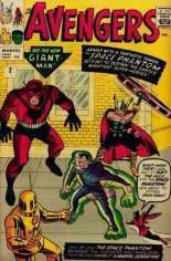 Avengers (1963-1996) #2 Variant B: UK Edition