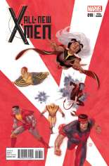 All-New X-Men (2013-2015) #18 Variant C: X-Men in the 1970s Cover