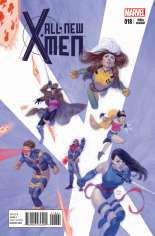 All-New X-Men (2013-2015) #18 Variant E: X-Men in the 1990s Cover