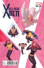 All-New X-Men (2013-2015) #18 Variant F: X-Men in the 2000s Cover