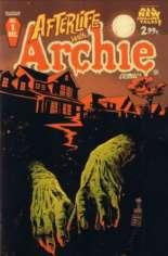 Afterlife With Archie (2013-Present) #1 Variant ZZF: 2nd Printing