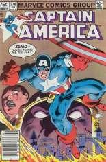 Captain America (1968-1996) #278 Variant C: 75 Cent Variant