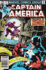 Captain America (1968-1996) #277 Variant C: 75 Cent Variant