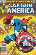 Captain America (1968-1996) #275 Variant C: 75 Cent Variant